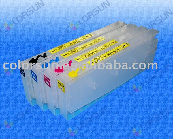 Color3000/7000/7500 Refillable Cartridge for epson