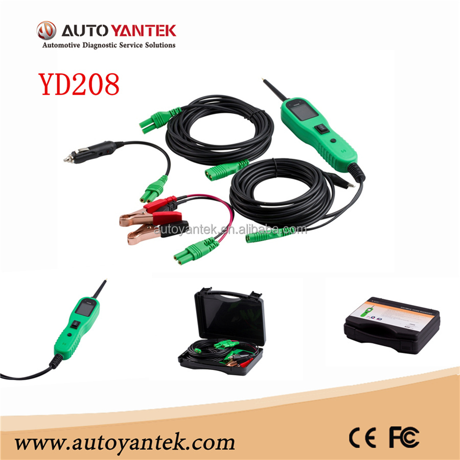 Diagnostic electronic circuit and component tester