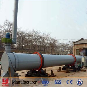 Yuhong Cassava Dregs Rotary Dryers/Cassava Dregs Dryer 20 Years Experience