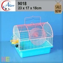 professional manufacturer pet crate Luxury Bird Cage With Wheel