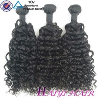Brazilian Hair Extension Straight Body Wave Curly darling hair extension/ remy curly hair weaves