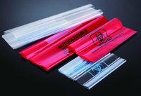 Plastic Medical Autoclave Biohazard Bags