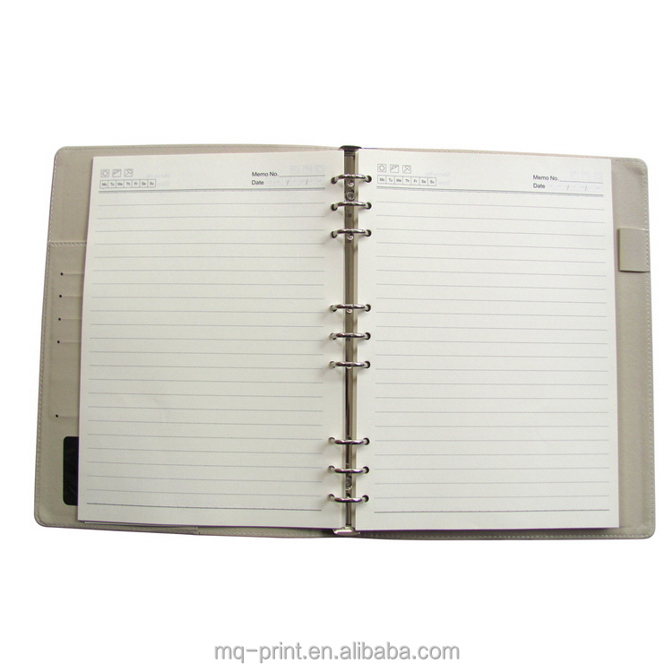 Welcome Wholesales good quality kraft paper notebook with penholder