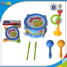 Drum Toy For Baby Musical Instrument Baby Drum Playing Set Educational Toy Drum