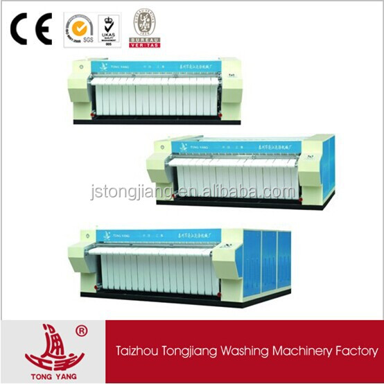 TONG YANG YPA I/II/III series professional wholesale double rollers flat iron for bed sheets