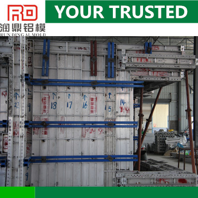 RD branded china Manufacturer construction material aluminum formwork Wedge Pin or wedge bolt