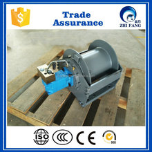 Hydraulic Cable Pulling winch Transmission Line Stringing Tools In Overhead Transmission
