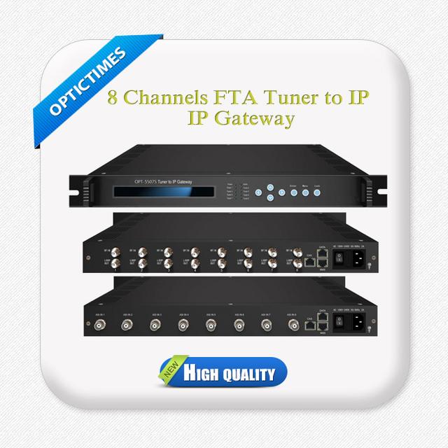 Gateway used in IPTV solution