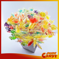 JF1080 Star shaped lollipop candy