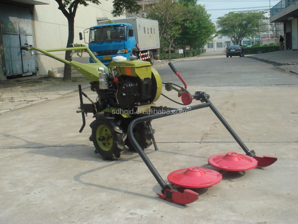 hot sell reliable quality farm cultivator 176F diesel disc mower