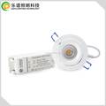 Sweden hot sell 99Ra CCT Adjustable 2000-2800k IP44 recessed led downlight 13w 220v 110v