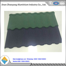 Color Sand Coated Metal Roofing Tile/ Classic Type Metal Roofing Sheet