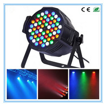 GBR Led backlight stage lighting 54x3W RGBW Par 54leds LED Par Bulb Light DMX 512 Stage Lighting