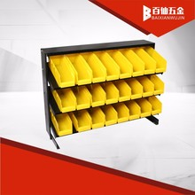 Garage Stackable Plastic Storage Bins for Spare Parts