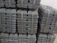 Zinc Ingot 99% 99.99% 99.999% China Factory Supply