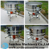 China SUS304 stainless steel screen sieve vibrator