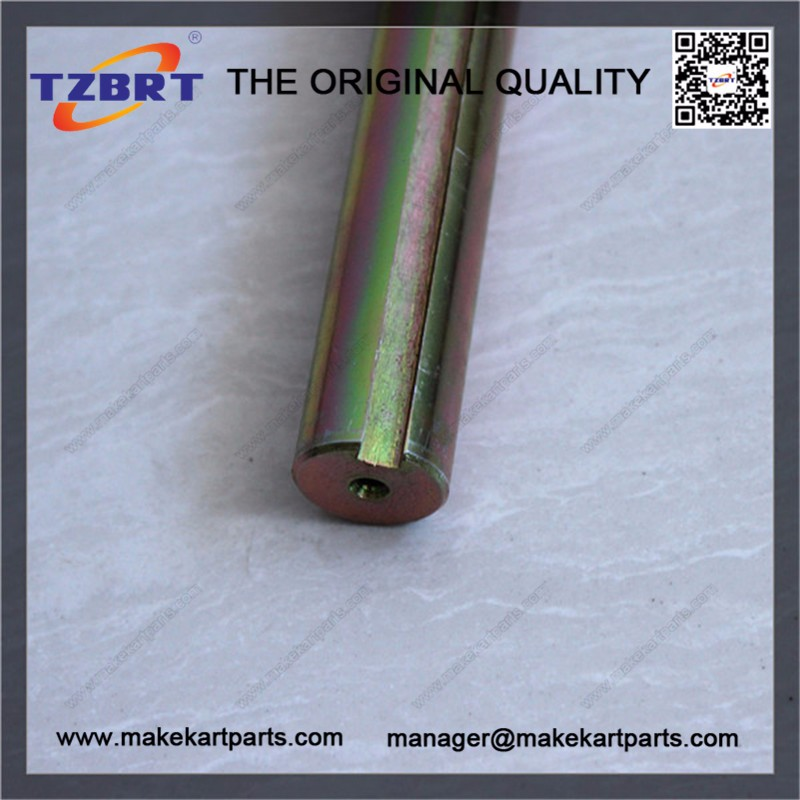 "Jackshaft 3/4"" x 19"" with 3/16"" Keyway, shaft drive motorcycle wheel linear bearing shaft 25mm gear shaft materials"