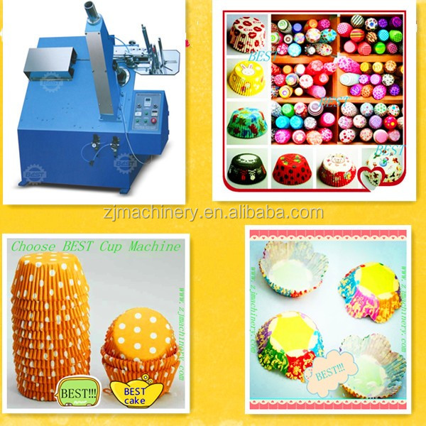 High speed pp cup making machine
