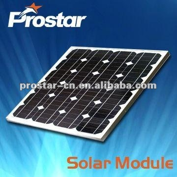 high quality 50w polycrystalline silicon solar panel for 12v dc system