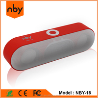 2016 hot sell high quality big sound bluetooth speaker with multiple functions
