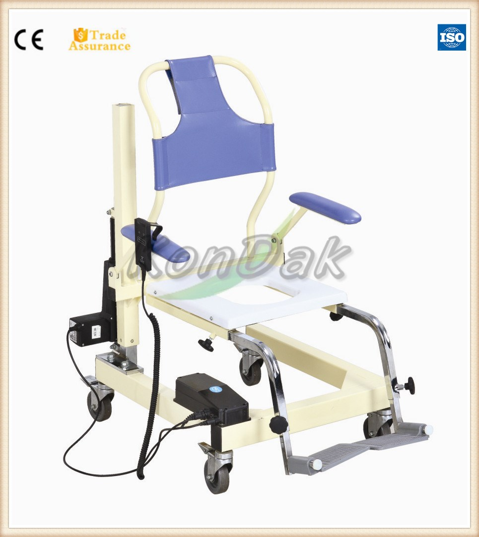 Electric Bath Lift Commode Chair Electric Wheelchair - Buy Commode ...