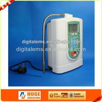Highest quality water alkaline ionizer machine for home use