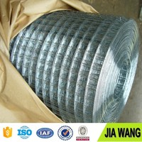 ISO9001:2008 high quality,low price,6*6 concrete reinforcing /galvanized welded wire mesh