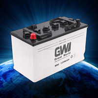 lead acid start battery military vehicle battery