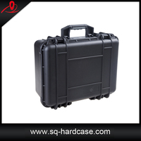 IP67 watertight shipping case for computer screen protection