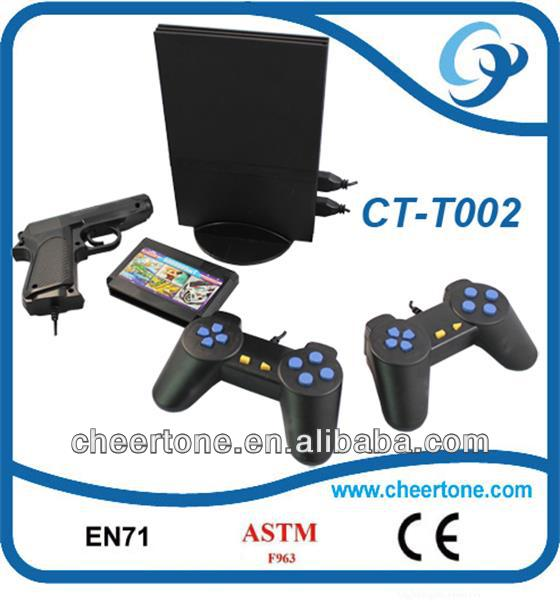 factory wholesale portable TV game 8 bit Wireless TV game console
