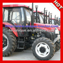 High Quality 40-50HP Four wheel Farm tractor with CE,EEC,EPA4 certificate
