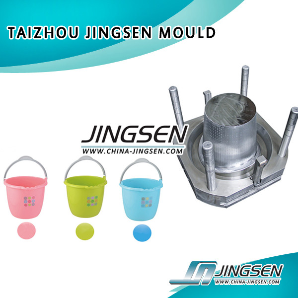 Plastic Water Bucket Mould/fishing bucket mould,plastic injection mold