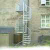 Prefabricated staircases spiral staircase modern stairway