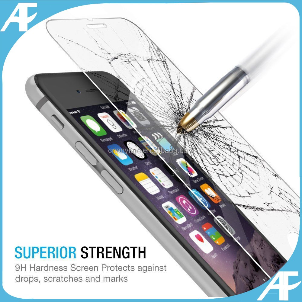 Wholesale for iphone 7 tempered glass screen protector, Tempered Glass for iPhone 7