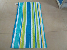foldable beach towel tote bags with pockets