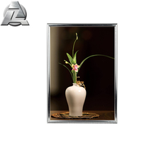 Hot sale decorative gallery affordable 8 x 10 aluminium picture frames suppliers