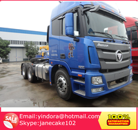 10 wheel brand new foton international tractor truck head for sale