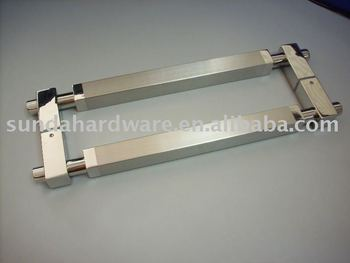 high class stainless steel Glass Door Handle / Pull Handle / Shower Handle / Grab Handle