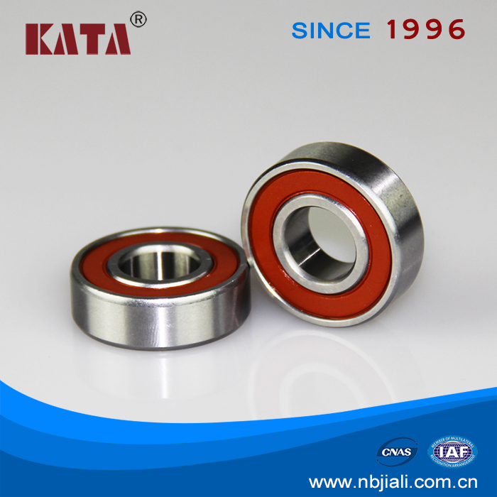 high quality motor bearing Hot sales Deep groove ball bearing all sizes Z2,Z3,Z2V2 ABEC-1 ABEC-3 P0 P5 P6