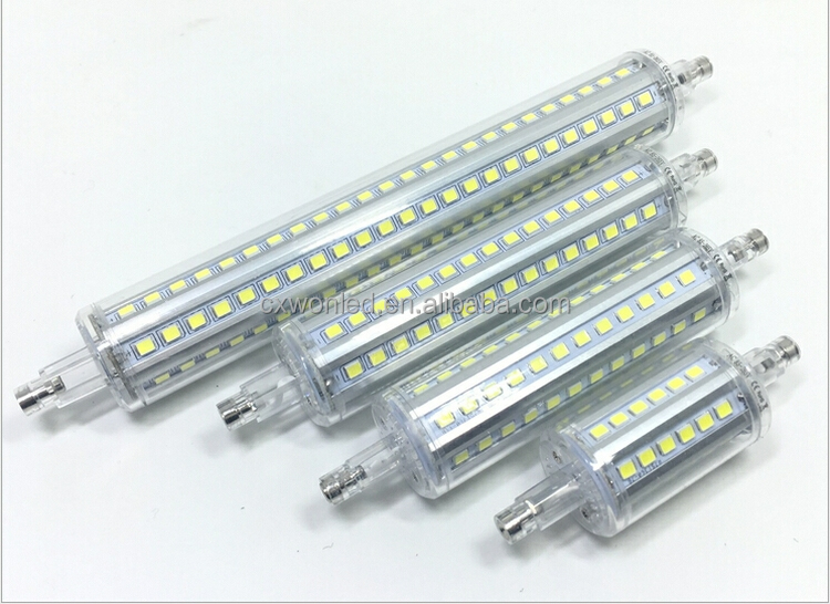 360 degree beam angle r7s led bulb lights TW WW CW IP65 12W 10W 8W LED LAMP dimmable r7s led 78mm 5w
