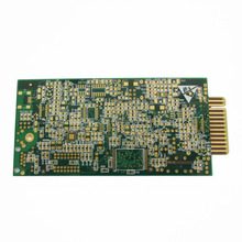 PCBA for Digital Video Recorder(DVR), Lead-free PCB, FR4 Base Material, HASL Surface Finish