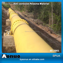 HT-7001-SF liquid Anti-corrosion Polyurea coatings for industrial use pipeline spray large assortment