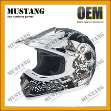 Dirt Bike Full Face motocross helmet ABS Adult DOT ATV Motorcycle cross Helmet