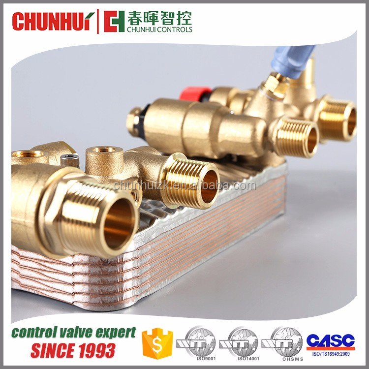 China manufacturer Unique New style hydraulic components for gas boiler