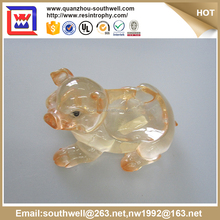 2014 New Style Hot Sale Custom Resin Statue Life Size Animal Statues Resin Animal Figurines