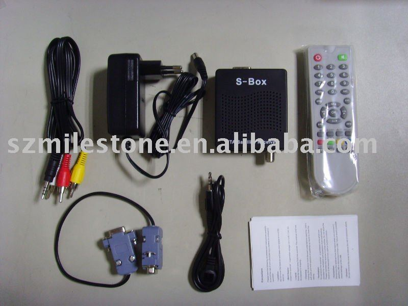 Microbox Satellite Dongle Receiver