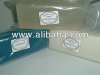 Opaque (WHITE or COLORED) - Glycerine (Melt & Pour) Soap - 1kg Bars
