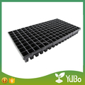 black HIPS seed trays 144 cells