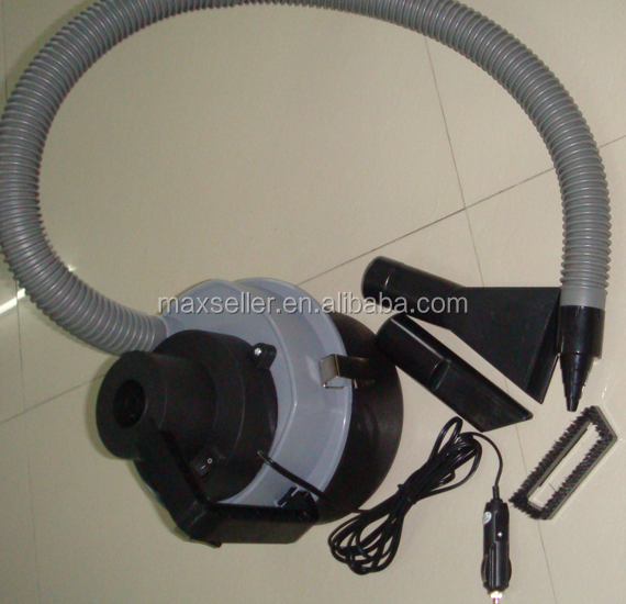 DC 12V powerful car use wet & dry vacuum cleaner