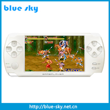 2014 hot game player 4gb lcd display user manual mp5 player